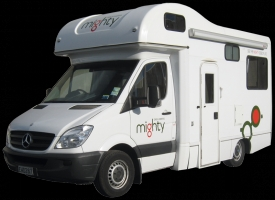 4 Berth Double Up with Shower/Toilet - Auto(Mighty) (4Y)