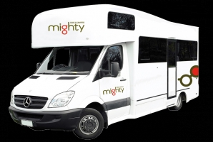 6 Berth Big Six with S/T - Manual/Auto (Mighty) (6Y)