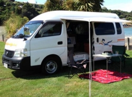 2 Berth Clubby with Toilet only - Auto (RoadRunner)
