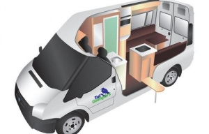 2 Berth Deluxe Trail Seeker with S/T - Manual (Tui)