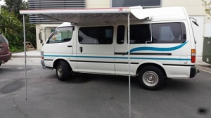 2 Berth Hi-Top without Shower/Toilet - Auto (Sweet As Campers)