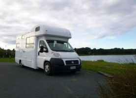 6 Berth Fiat Ducato with Shower/Toilet - Manual (Sweet As Campers)
