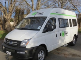 2/3 Berth Campervan with Shower/Toilet - Auto (Kiwi)