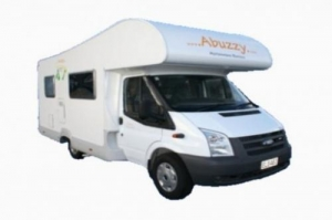 4 Berth AB Grand with Shower/Toilet - Manual (Abuzzy)