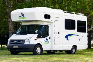 4 Berth Trail Blazer with Shower/Toilet - Manual (Tui)