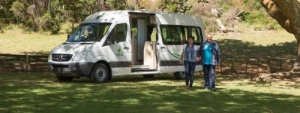 2+1 Berth Shower/Toilet Luxurious Campervan (3KQKEA) with All inclusive Pack