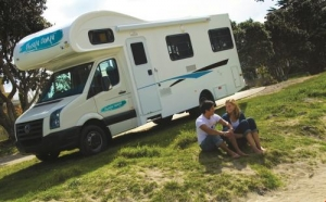 4 Berth Campervan with S/T - Manual/Auto (Cheapa)