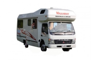 4 Berth Super Luxury with Shower/Toilet - Manual (Walkabout)