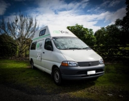 2 Berth Dart with Toilet only - Manual (Kiwi)