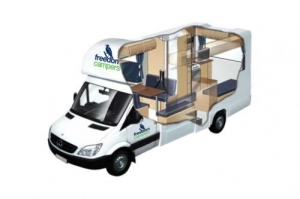 6 Berth Explorer with S/T - Auto (Freedom)