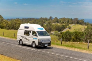 4 Berth Endeavour Camper without Shower/Toilet - Auto (Cheapa)