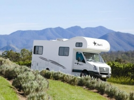 4 Berth Pandora with S/T - Auto (Star Rv)