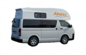 4 Berth AB Top with Toilet Only  - Auto (Abuzzy)