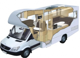 Koru Star 6 Berth with S/T - Auto/Tiptronic (Wendekreisen)