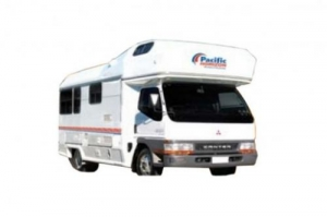 4+2 Berth Campervan with S/T - Manual (pacific)