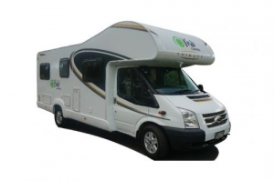 4 Berth Cheviot with S/T - Manual (Kiwi)