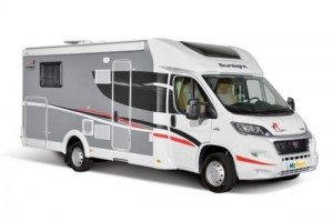 4 Berth Family Standard with S/T - Auto (Mcrent)