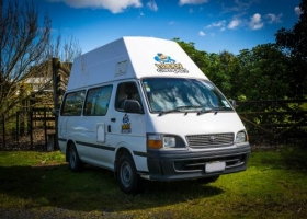 Original 3 Campervan with Toilet only - Manual (Happy)