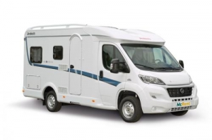 2 Berth Compact Plus With S/T - Auto (Mcrent)