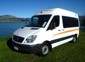 2 Berth Sprinter with S/T - Auto/Tiptronic (Roadrunnerrentals)