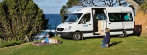 2Berth Shower/Toilet Ultima Campervan (Maui) - Automatic