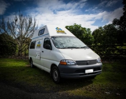 2 Berth Campervan with Toilet Only - Manual (Happy)