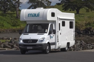 6 Berth Platinum River with Shower/Toilet - Auto (Maui) (6BMPC)