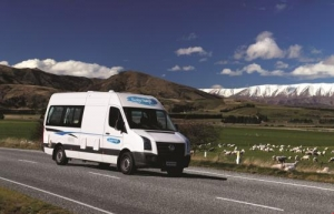 2 Berth Campervan with S/T - Manual/Auto (Cheapa)