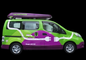 2 Berth Jucy EV with Toilet only - Auto (Jucy)