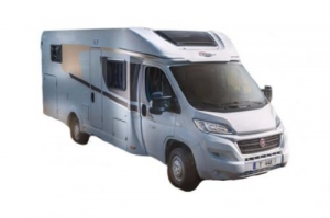 4 Berth Corado with Shower/Toilet - Auto (Kiwi)
