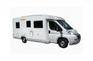 2 Berth AB Ultimate with Shower/Toilet - Manual (Abuzzy)