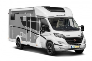 4 Berth Family Standard with Shower/Toilet - Auto (Mcrent)
