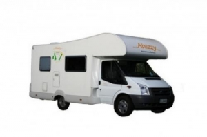 6 Berth AB Grand with Shower/Toilet - Manual (Abuzzy)