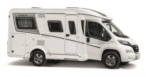 2 Berth Compact Plus With Shower/Toilet - Auto (Mcrent)