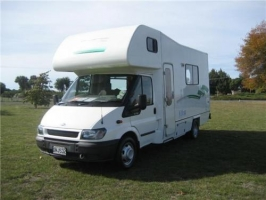 4 Berth Kea with S/T - Manual (Happy)