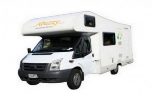 2 Berth AB Grand with Shower/Toilet - Manual (Abuzzy)