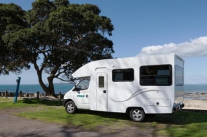4 Berth Cascade with S/T - Auto (Maui) (4BMA)
