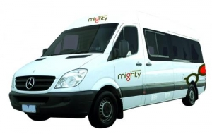 2+1 Berth Deuce Plus with Shower/Toilet - Auto (Mighty)