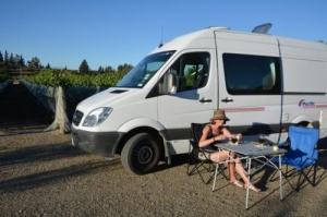 2+1 Berth Motorhome with Shower/Toilet - Auto (Pacific)