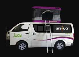 4 berth Compass with only Toilet - Auto (Jucy)
