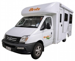 4 berth  Discovery with Shower/Toilet - Auto (Britz)
