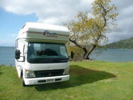 4+2 Berth Premium Campervan with Shower/Toilet - Auto (pacific)