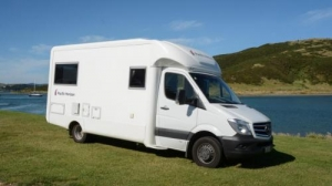 4 Berth GEM Campervan with Shower/Toilet - Auto (pacific)
