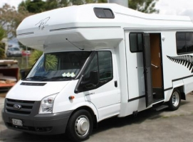 4 Berth Concord with Shower/Toilet - Manual (kiwiautohomes)